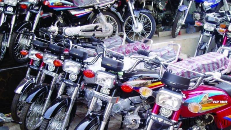 Sindh government decides to install trackers in motorcycles for preventing them from being stolen