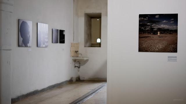 Cortona, Uncut di Simona Ghizzoni. Vecchio Ospedale
