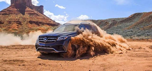 2017 Mercedes Benz GLS450 4MATIC Reviews