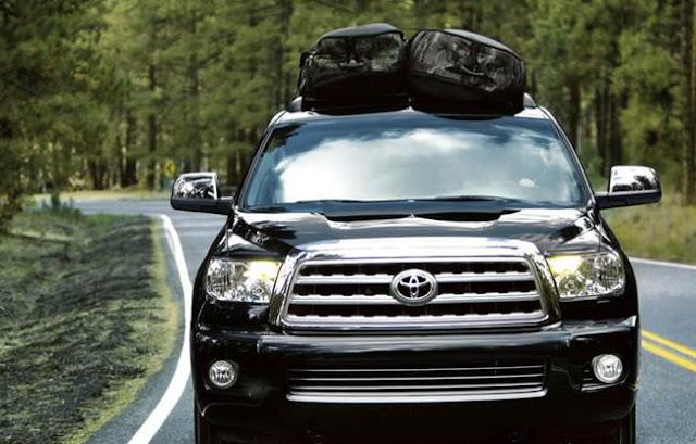 2017 Toyota Sequoia Platinum Rumors