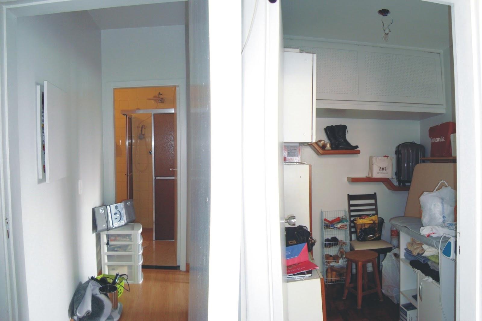 Imagens de #876344 REFORMA DE APARTAMENTO EM SP (VILA MARIANA) BANHEIROS QUARTO COM  1600x1066 px 2524 Box Banheiro Vila Maria