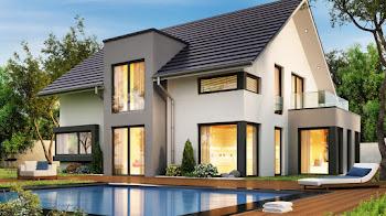Fachadas con hermosos acabados para el hogar