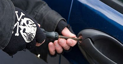 Car Theft Solved by Investigators