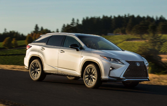 2019 Lexus RX 350 Redesign, Price