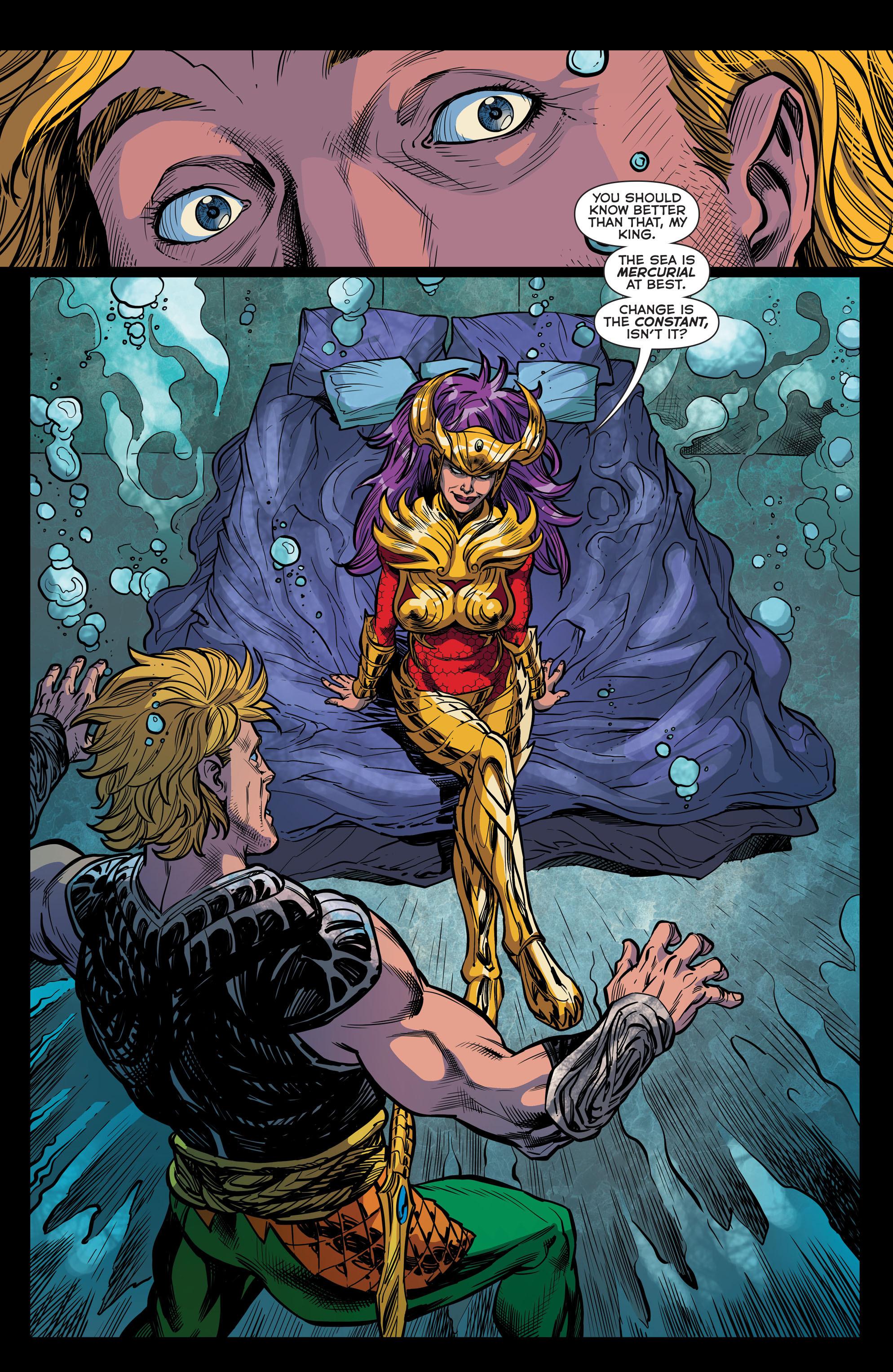 Read online Aquaman (2011) comic -  Issue #44 - 16