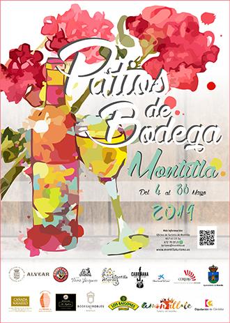 PATIOS DE BODEGA - MONTILLA (CÓRDOBA)