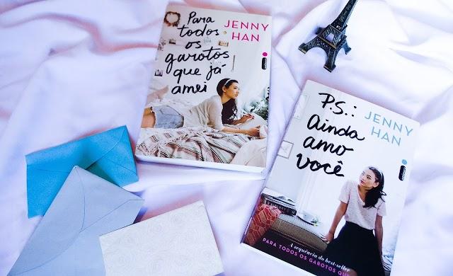 Confirmado o terceiro livro de Para Todos Os Garotos Que Já Amei – Jenny Han
