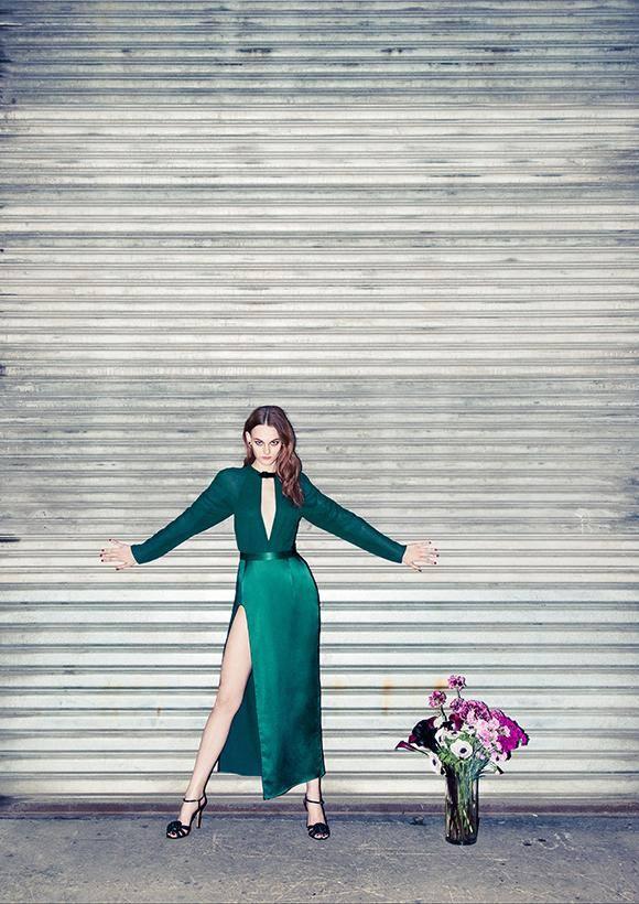 Fleur du Mal Spring 2018 Ad Campaign