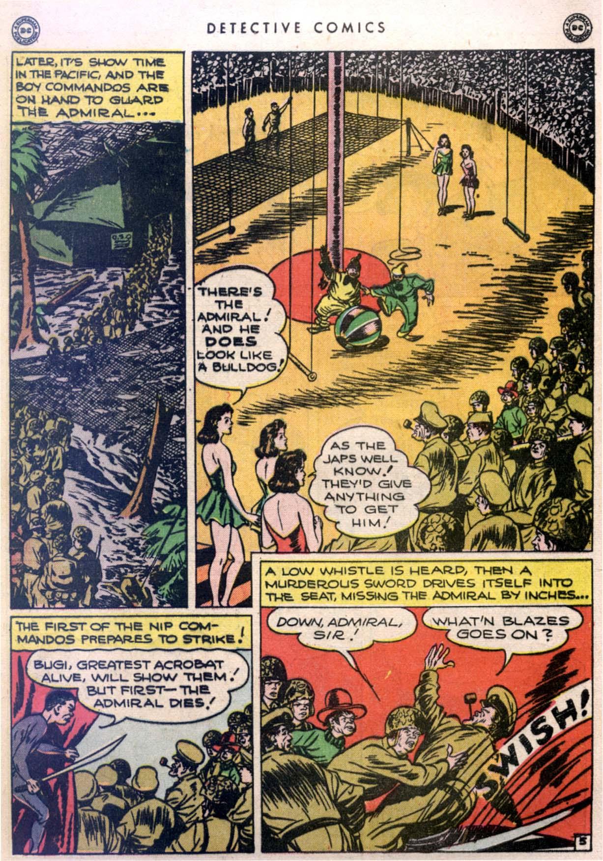 Read online Detective Comics (1937) comic -  Issue #106 - 42