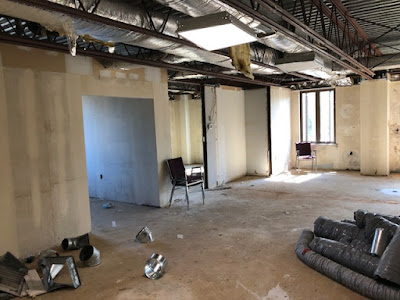 North Bellmore Public Library: Our Renovation In Progress