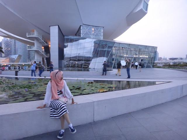 sience art museum singapore