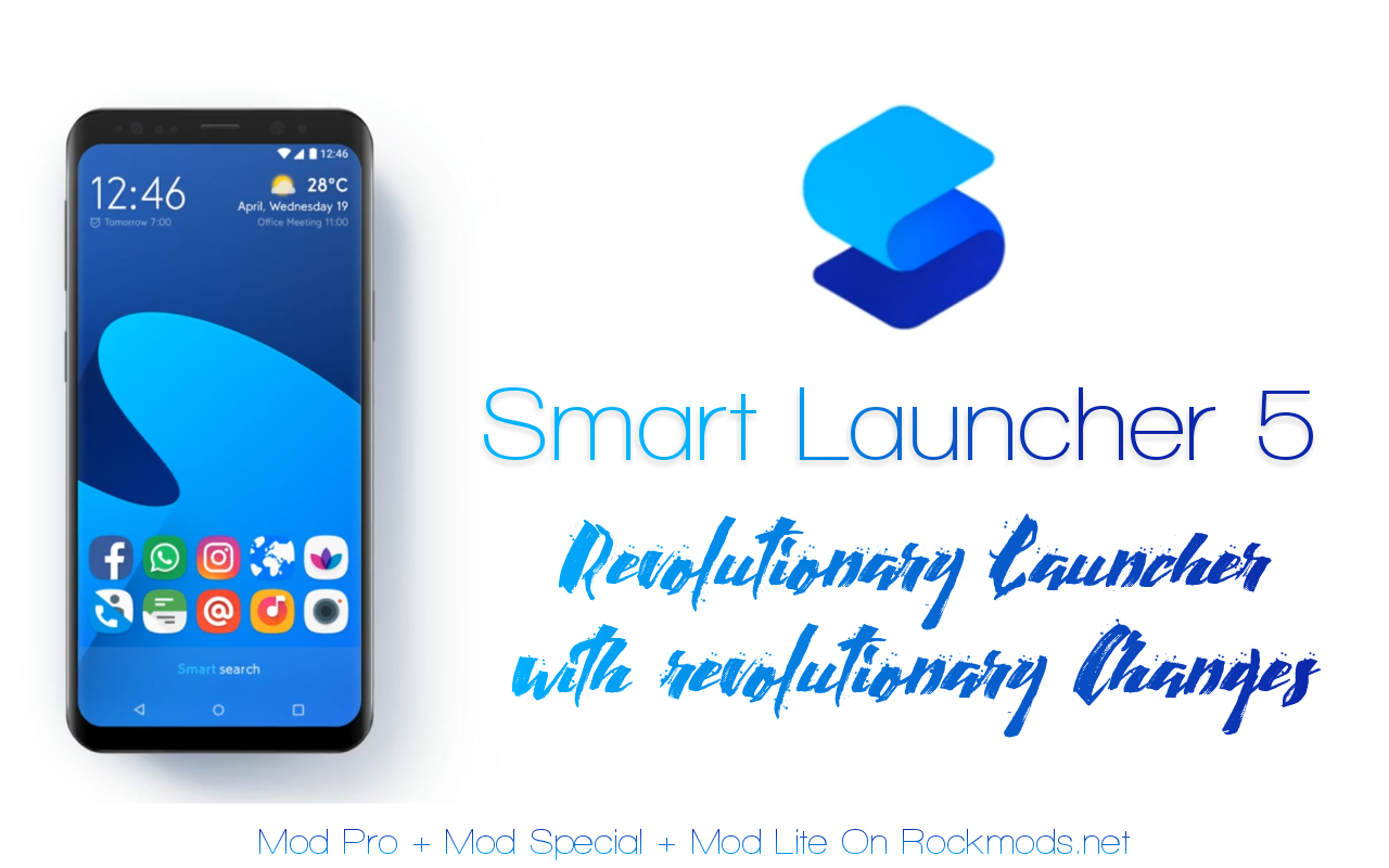 Smart Launcher 5 v5 3 b012 & 3 26 14 (Pro + Mod Special + Mod Lite)