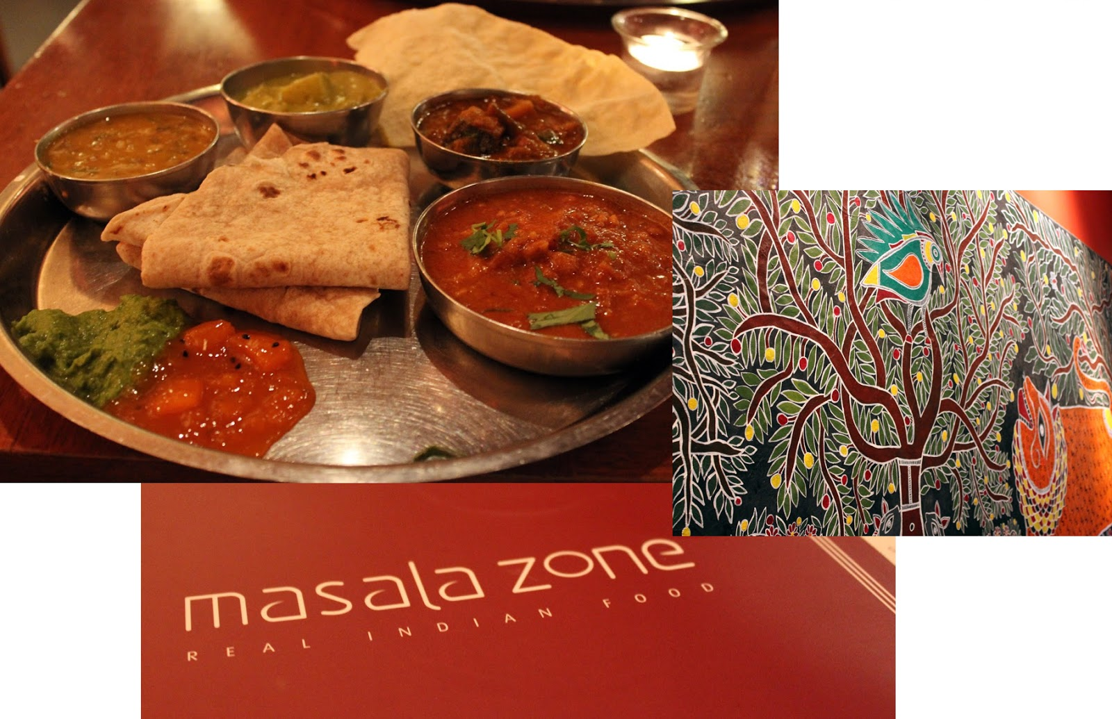 Food Restaurants London Travel Guide Indisch Essen Masala Zone