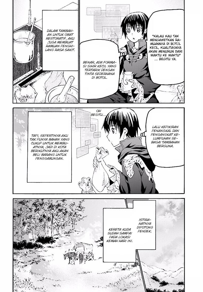 Baca Komik Death March Chapter 32 Bahasa Indonesia