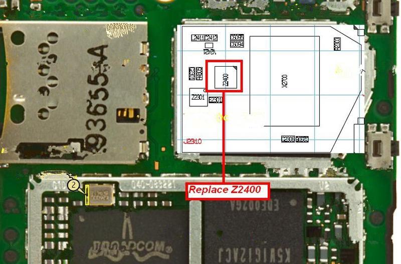 Nokia X2 00 Keypad Jumper Solution ALGO CELL