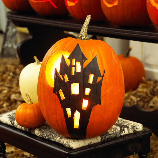 35 perfect pumpkin projects the cottage market. Black Bedroom Furniture Sets. Home Design Ideas