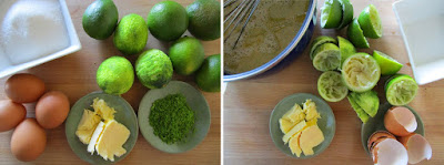 Tarta de lima, frangipán y merengue (Siempredulces) - Elaboración Paso 8