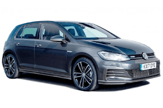 Volkswagen Golf GTD hatchback
