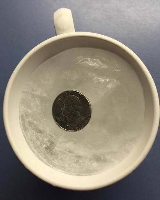 Mẹo nhận biết thực phẩm còn tươi hay không chỉ với 1 đồng xu