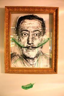 """gallo verde"",""gallo"", ""verde"", ""Cóctel"", ""coctel"",""mural"",""paint"",""Angelita"",""cock tail"",""cocktail"",""Liquitex"",""Madrid"",""villalón"",""absenta"",""proceso"",""art"",""paint"",""Dalí"",""vanguardias"""
