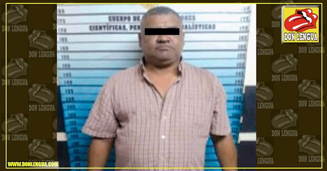 Este chavista abusaba sexualmente de sus tres nietas y fue capturado en Sucre