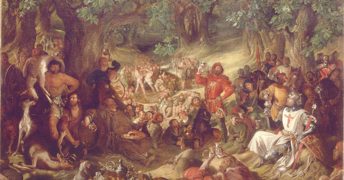 Archaeology And History Of Medieval Sherwood Forest: Merry