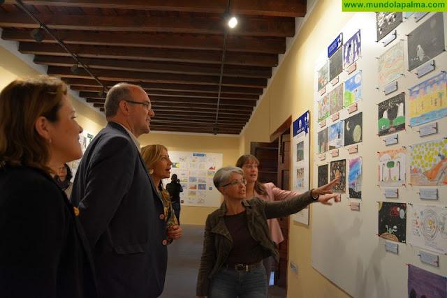 La Casa Salazar acoge las obras presentadas al concurso de dibujo infantil Astrofest