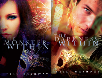 The Monster Within Books