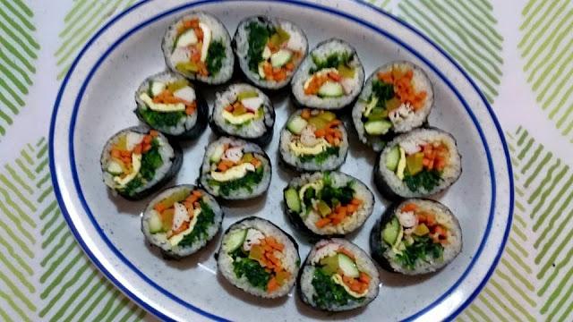 Kimbab Tuna