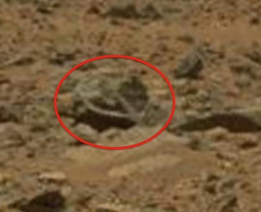UFO SIGHTINGS DAILY: Circle Artifact & More Imaged By NASA ...