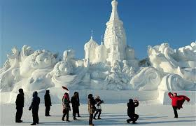 Snow & Ice Harbin Festival, China