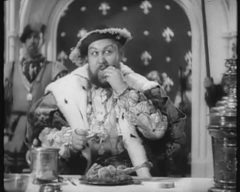 The Private Life of Henry VIII 1933  movieloversreviews.filminspector.com Charles Laughton