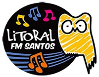 Rádio Litoral FM 102,1 de Santos e São Vicente SP