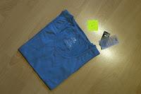 ausgepackt: Bioshirt Company Damen Basic Fitness-Shirt Yogashirt Sport Fitness T-Shirt TankTop