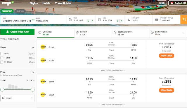 Wego has everything you need to plan your trip