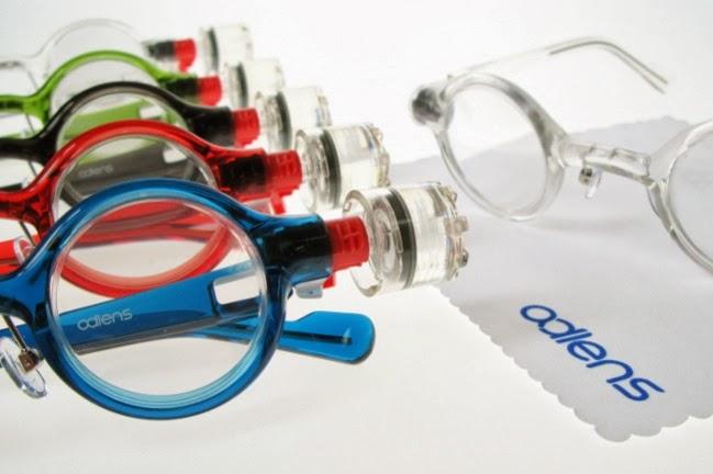 01d2c3241e Gracias a su posibilidad de cambiar la graduación dióptrica de los lentes,  este tipo de gafas se adaptan perfectamente a las personas con presbicia o  a los ...