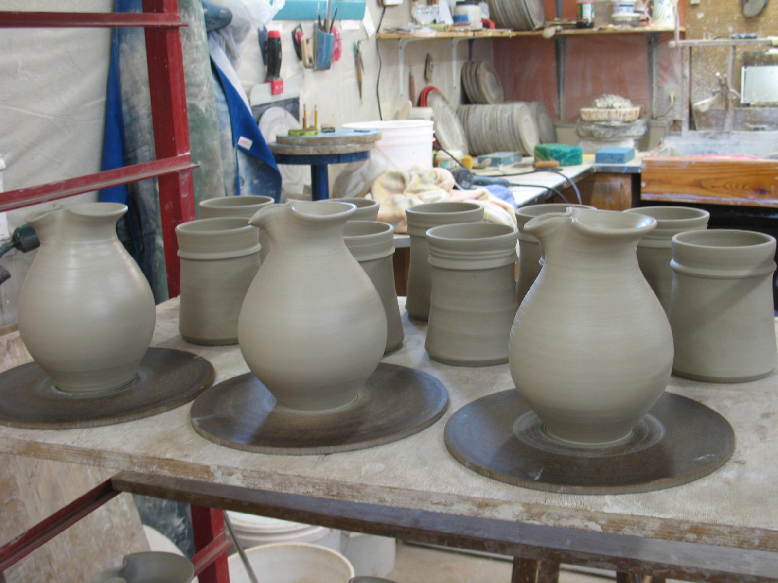 Whynot pottery blog yes we do stil make pots - Why you should cook clay pots ...