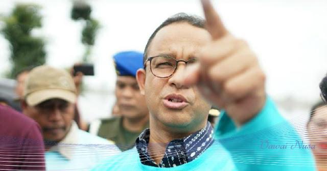 Anies Baswedan Dilaporkan ke Polisi