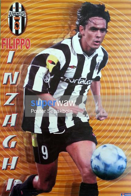 Inzaghi Juventus 2000