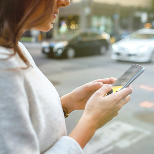 now mobile devices are people's preferred way to access the web, especially on the go