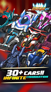 Mini Legend – Mini 4WD PVP Apk v2.0.3 Mod
