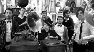 Le son electro swing de caravan palace s'exprime avec Chronologic, prochain album