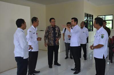 Pejabat Kemenpan-RB Apresiasi Kinerja Bupati Trenggalek dan Jajarannya dalam Reformasi Birokrasi