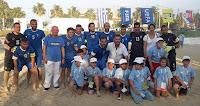 Νικηφόρο ήταν για την Εθνική Ανδρών Άμμου το φιλικό παιχνίδι με αντίπαλο την Σερβία