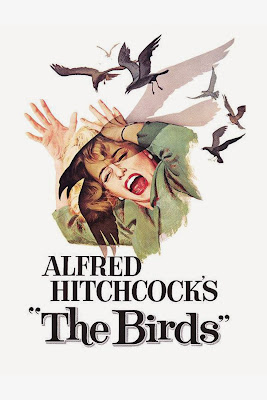 Poster Of The Birds (1963) In Hindi English Dual Audio 300MB Compressed Small Size Pc Movie Free Download Only At worldfree4u.com