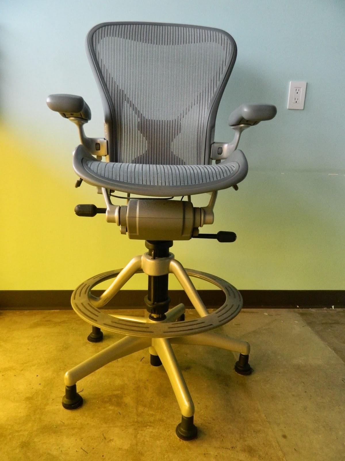 Ergonomic Chair Law Unusual Swivel Roland Dressler Collection Galveston Texas Office
