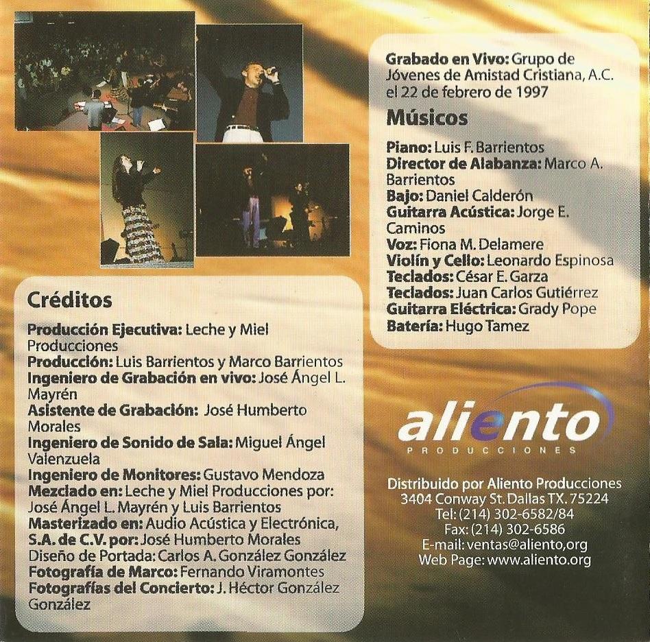 EL BLOG DE J.MIGUE BA: Letras y álbumes Cristianos/ Lyrics and ...