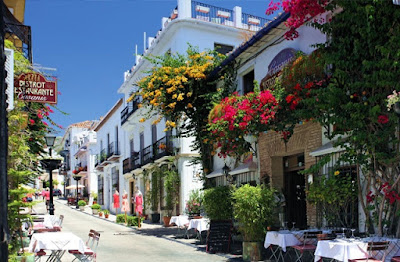 Casco antiguo de Marbella, viajes y turismo