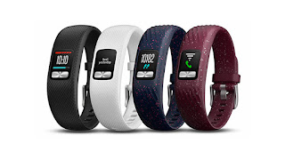 Garmin Vivofit 4, Best top 5 fitness band in India for 2018/ Top 5 activitiy trackers