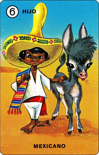 Familias 7 países Mexicana 3